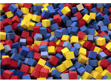 Кубики из поролона SPG1825