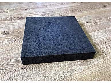 Чёрный  поролон SPG2240